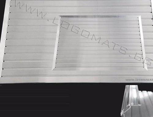 Алуминиев профил – 17 мм